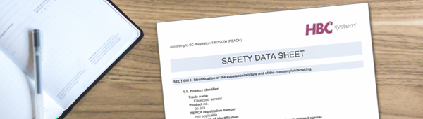 HBC Safety Data Sheets