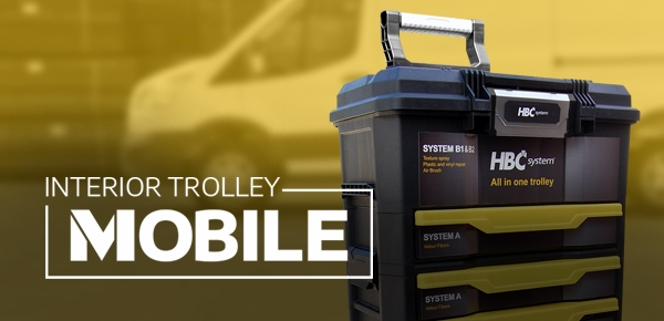 smart repair trolley